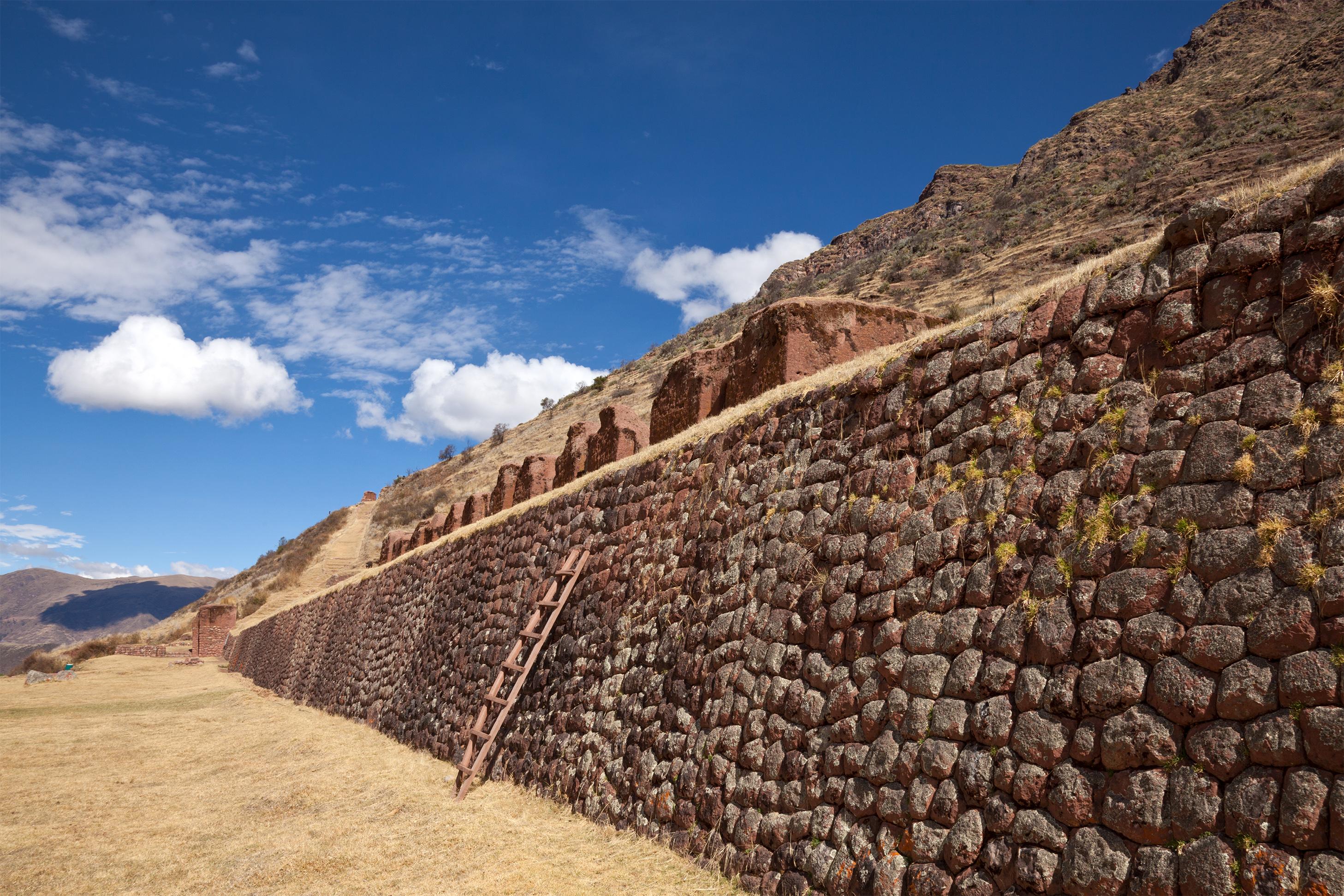 Peru Cusco Huchuy Qosqo
