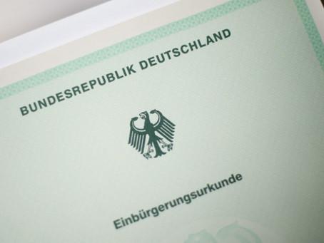 Einbürgerung in Deutschland trotz Vorstrafen