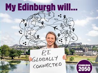Marketing Edinburgh - Edinburgh 2050
