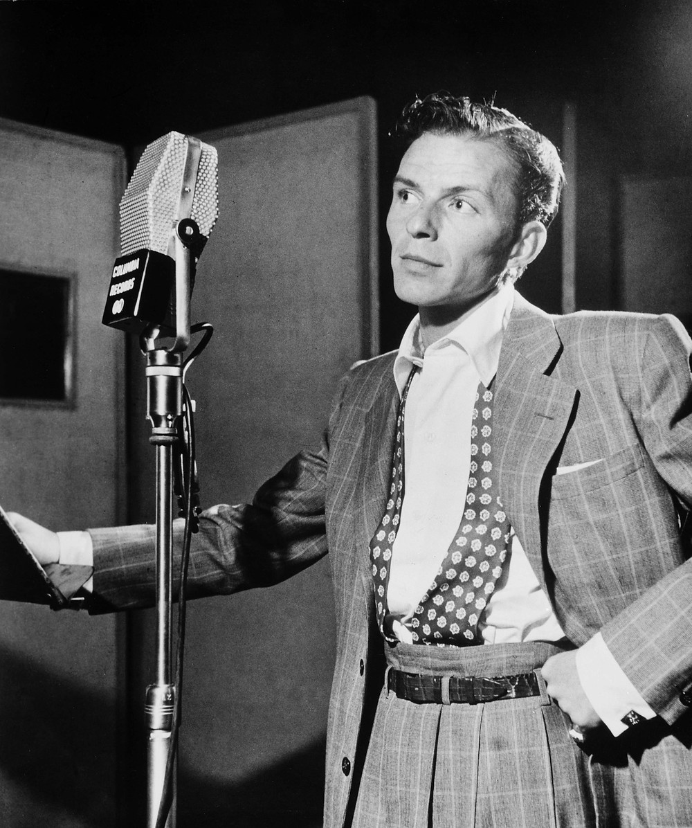 Women, listen to Frank Sinatra and do it your way.