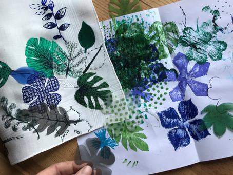 Témoignage Confinement - Solenne, Artiste textile et Brodeuse d'art à Paris…