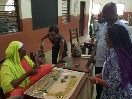 BOMBOLULU WORKSHOPS, L'art de former des personnes handicapées à l'artisanat kenyan…
