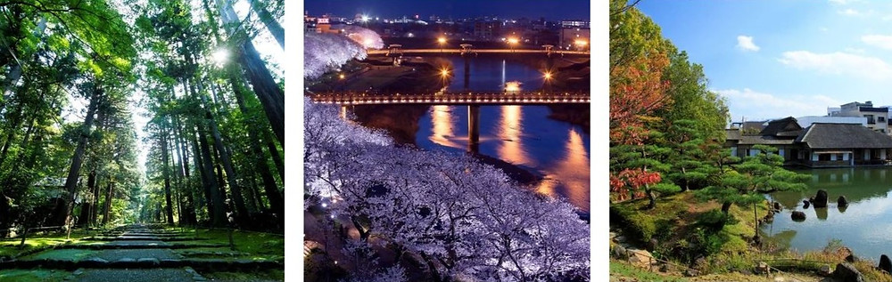 Paysage-Fukui-Japon