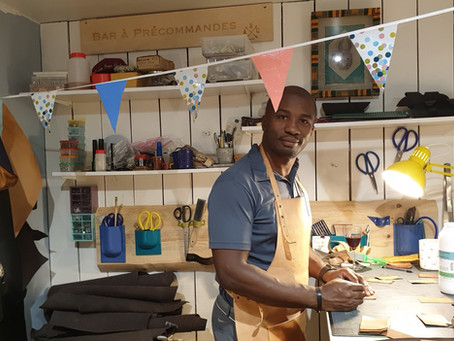 FRED, Success story d'un sellier-maroquinier parisien et entrepreneur aguerri…