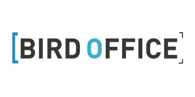 Logo Bird Office