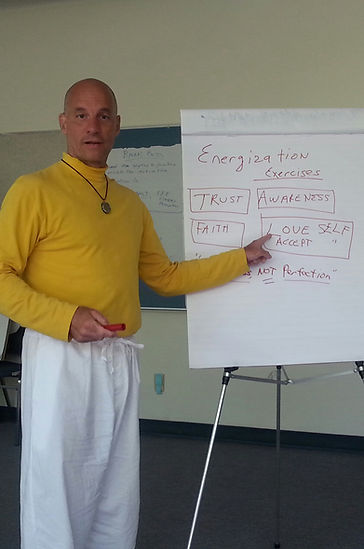 Makara teaching Awaken to Your True Potential