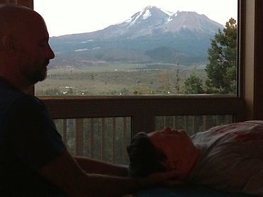 Reiki Healing Session in Mt Shasta