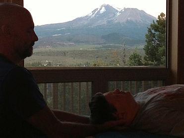 Reiki Healing Session in Mt Shasta