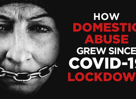 The Pandemic of Domestic Violence amidst Covid-19 Lockdown: A Double Whammy