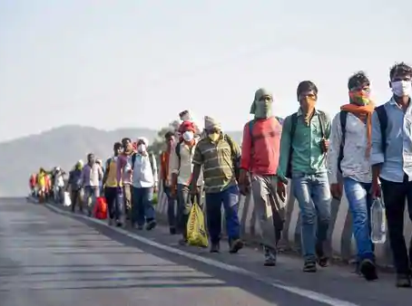 COVID- 19 Lockdown and Human Rights of Migrant Labourers: A Flagrant Violation of Human Rights.
