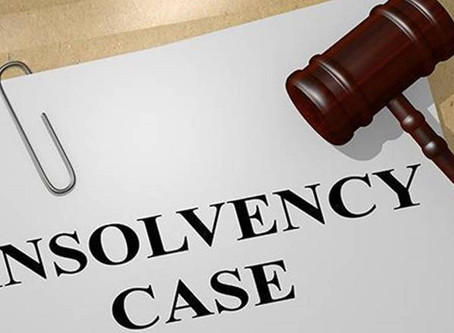 The Impact of the COVID –19 Pandemic on the Insolvency & Bankruptcy Code
