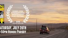 Comic Con International Independent Film Festival