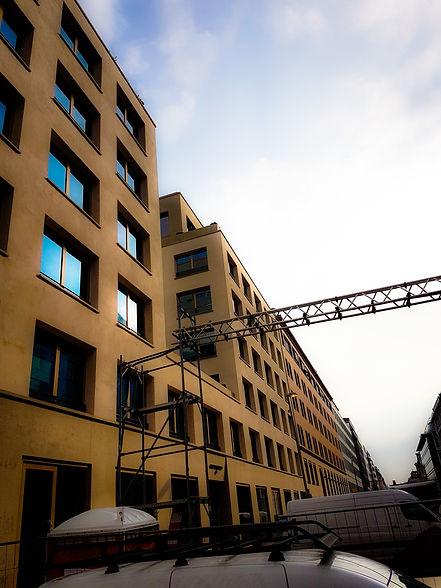 Tempelbau Bauunternehmen Haus Referenzen Leistungen
