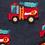 Thumbnail: Chaussettes kids les inséparables Cabaïa