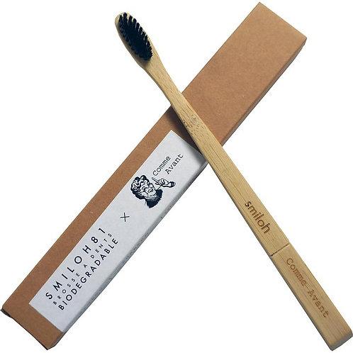 Brosse à dents bambou adulte