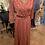 Thumbnail: Robe longue corail 1712