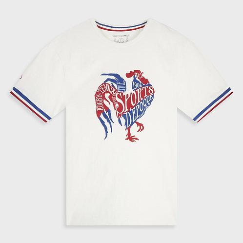 T shirt Art déco - Sports d'époque