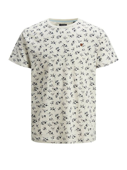 T shirt blutom rainy day - Jack & Jones
