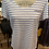 Thumbnail: T shirt marinière en coton C'est beau la vie