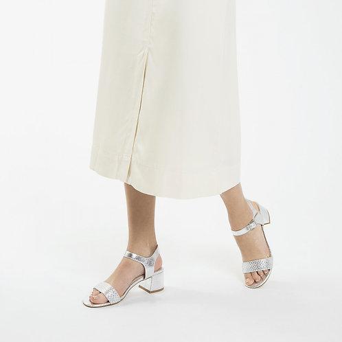 Sandales SD2252 Argent - Vanessa Wu