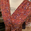 Thumbnail: Robe rouge DX9668