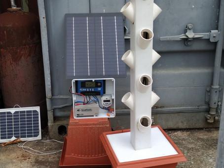 Houston ... We have solar!