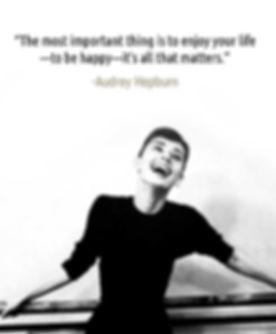 Audrey happy life.jpg