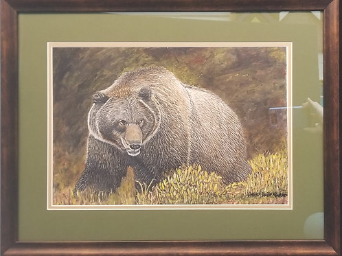 Bear by David Weakland