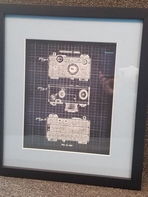 Camera Patent 1962