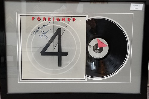 Foreigner Album