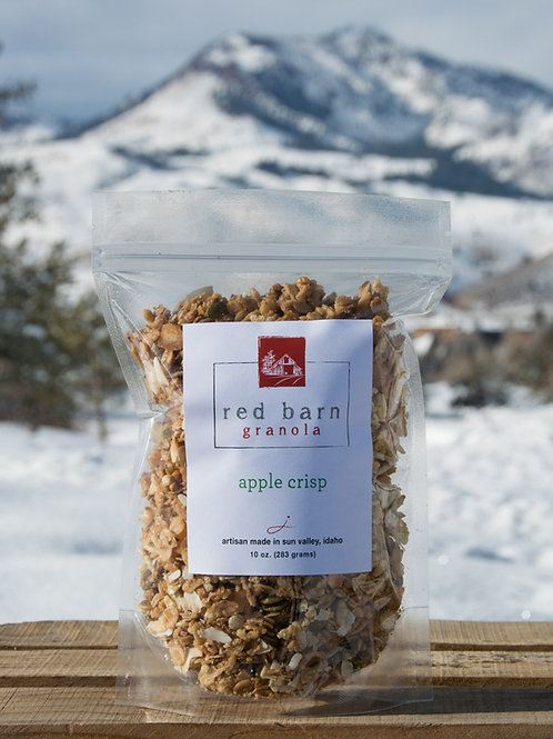 apple crisp-10 oz