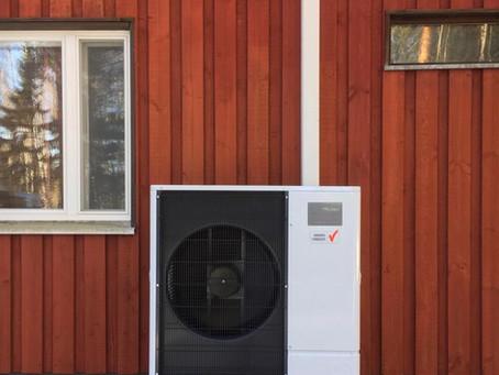Suunnitteletko ilma-vesilämpöpumppua talosi lämmitysmuodoksi?