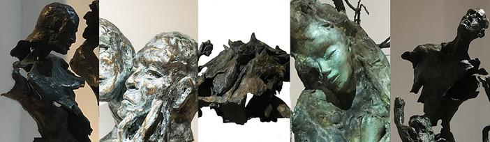 Sculptures de Denis Chetboune