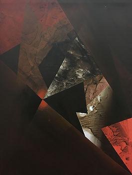BORDATO Michèle • Lumière rouge (2008) •