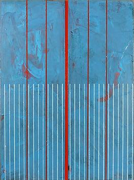 PAN Frédéric • Porte 11 (2006) • Acryliq