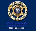 St. Tammany Parish Cororners Office Logo