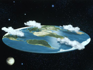 The Flat Earth Society ...and YOU!