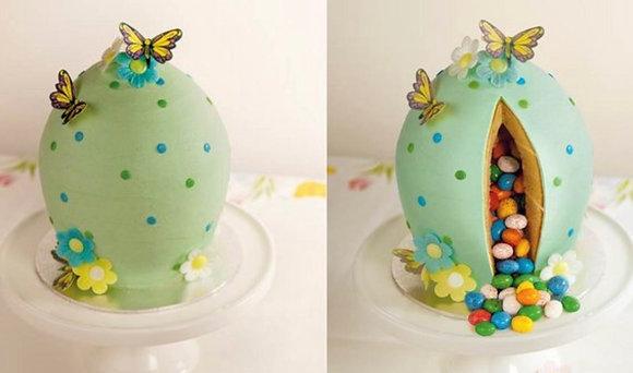 Filled Egg Cake
