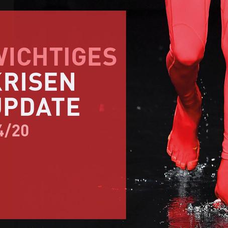 WICHTIGES KRISEN-UPDATE