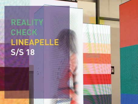 Reality Check – Lineapelle S/S 18
