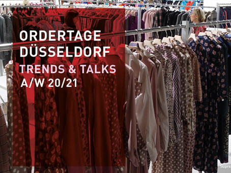 Ordertage Düsseldorf – Trends & Talks