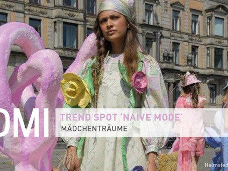 TREND SPOT 'NAIVE MODE'