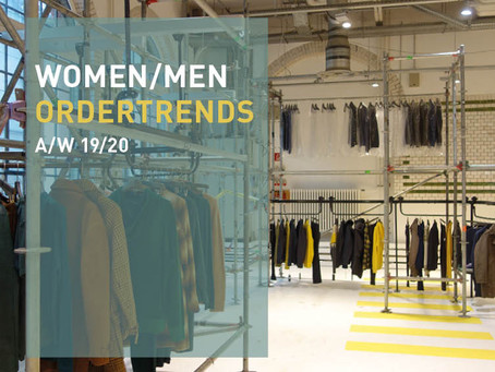 ORDERTRENDS A/W 19/20