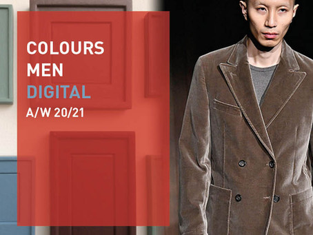 COLOURS MEN A/W 20/21