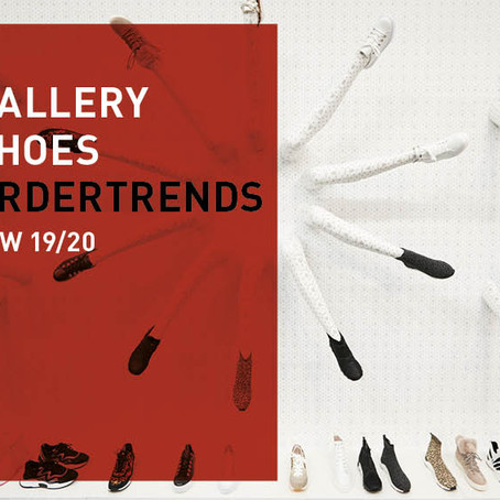 GALLERY SHOES A/W 19/20