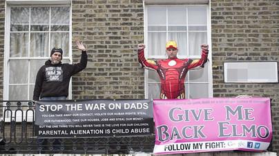 Where for art thou Children? A day on Boris Johnson's balcony.