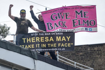 A day on Jeremy Corbyn's roof