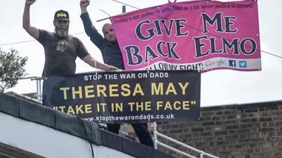 A day on Jeremy Corbyn's roof