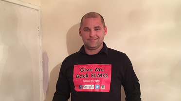 Give Me Back Elmo make a stand in Sheffield! 2016 Brightside and Hillsborough by election.