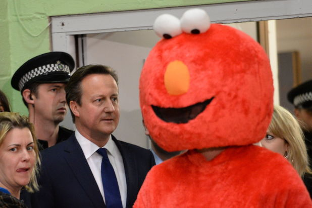 Elmo Vs Cameron